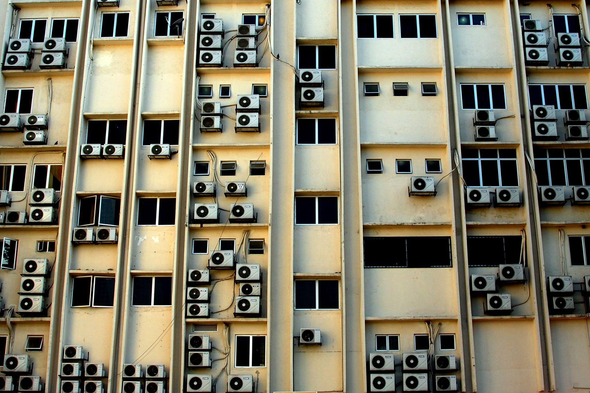 Cache Unité Extérieure Climatisation une cache climatisation pour votre logement -