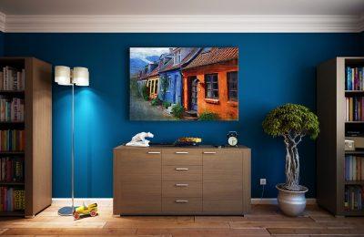 L'importance des meubles dans une maison